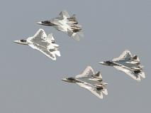 Российские многофункциональные истребители Су-57