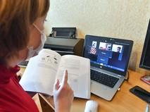 Дистанционное обучение школьников во время пандемии коронавируса