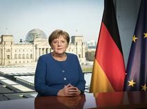 Немецкий государственный и политический деятель, учёный-физикохимик, действующий федеральный канцлер Германии с 22 ноября 2005 года Ангела Меркель