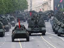 """Военный парад, посвящённый годовщине Победы. Анонс. """"Москва. Красная площадь. Военный парад, посвящённый 75-й годовщине Победы в Великой Отечественной войне 1941-1945 годов"""""""