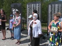 Перезахоронение солдат в Нижнем Новгороде