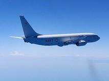 """Патрульный самолет Р-8А """"Посейдон"""" ВВС США"""