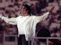 Прощание. Майкл Джексон