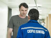 "Кадр из фильма ""Ланцет"""