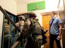 Cпецоперация ФСБ России по предотвращению теракта