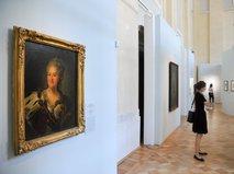 Выставка работ Федора Рокотова в Историческом музее