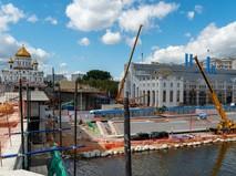 Реконструкция здания исторической ГЭС-2 в Москве