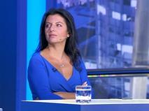 "Маргарита Симоньян, программа ""Право знать!"""