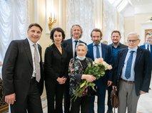 Мэр столицы Сергей Собянин вручил премии Москвы в области литературы и искусства