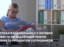 Удалённый режим работы в Москве