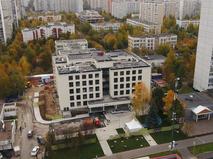 Новое здание поликлиники