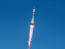 """Пуск ракеты-носителя """"Союз-2.1А"""""""