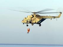 Военные летчики проводят учения