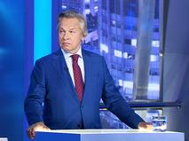 "Алексей Пушков, программа ""Право знать!"""