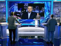 "Яков Кедми, программа ""Право знать!"""