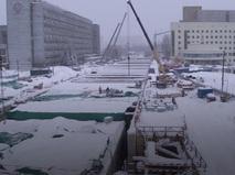 """Станция БКЛ """"Воронцовская"""""""