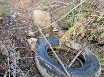 Очистка рек в Крыму