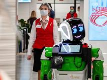 Робот в МФЦ