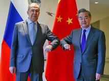 Визит главы МИД России Сергея Лаврова в Китай