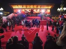 Церемония открытия Московского международного кинофестиваля