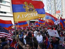 Мероприятия по случаю 104-й годовщины геноцида армян в странах мира