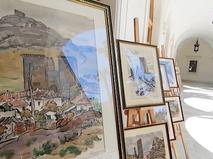Выставка работ Эммануила Бернштейна