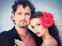 Блогер Кристина Журавлёва с супругом Дмитрием