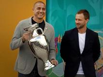 Презентация Кубка Евро