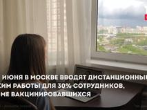 Удалёнка в Москве
