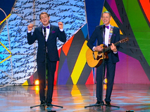 Александр и Валерий Пономаренко