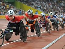 Фактор жизни. Спорт инвалидов