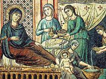 Великие праздники. Рождество Пресвятой Богородицы