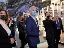 Сергей Собянин посетил открытие выставки