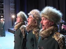 Концерт Сибирского народного хора в Сирии
