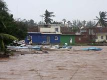 Ураган в Калифорнии