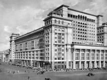 Хроники московского быта. Архитектор Сталин
