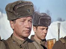 """Кадр из фильма """"Аты-баты, шли солдаты..."""""""
