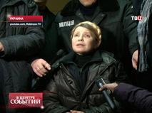 В центре событий с Анной Прохоровой. Эфир от 23.02.2014