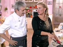 Барышня и кулинар. Обед для дам