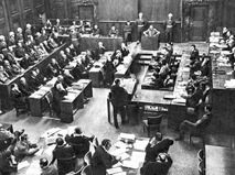 Нюрнбергский процесс. Вчера и завтра