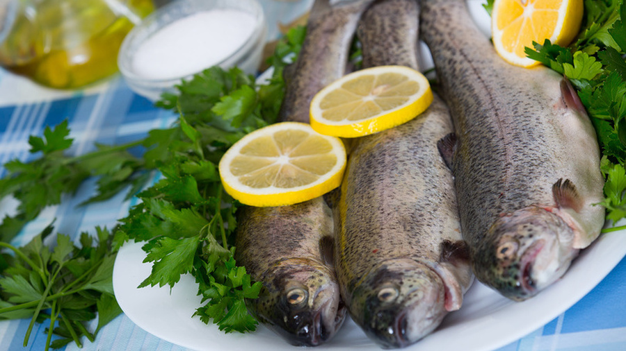 Рыба При Низкокалорийной Диете. Диетическая рыба: список