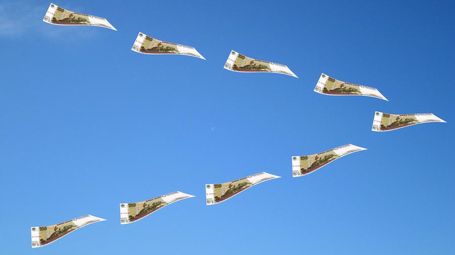 Кредит денежным переводом