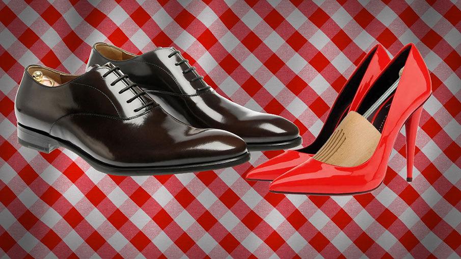 ab0ab4c7e Храните обувь, используя кедровые распорки и колодки. Кедр впитывает влагу  и предохраняет кожу от образования морщин и складок