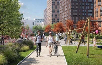 Кварталы реновации станут примером качественной городской среды