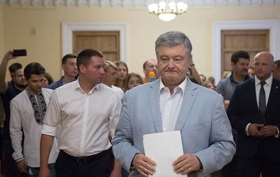 Украинцы унизили Порошенко на выборах