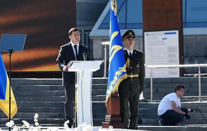Зеленский подписал указ о неотложных мерах на Украине