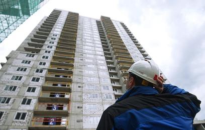 Собянин осмотрел строящийся по программе реновации дом в Ростокино