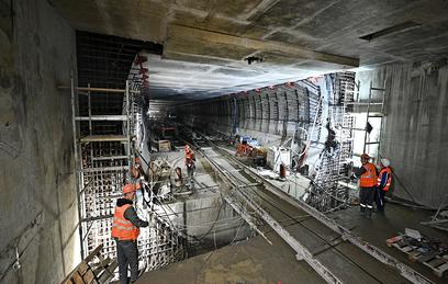 Собянин: До конца года планируется ввести еще девять станций БКЛ метро
