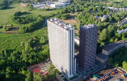 Собянин осмотрел заселяемую по программе реновации новостройку в Митине