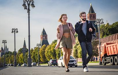 Москва идет по пути создания человекоцентричного города — Сергунина